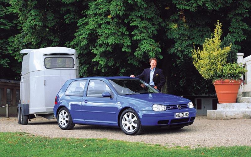 Фото Volkswagen Golf 3-Door  (1997-2003)