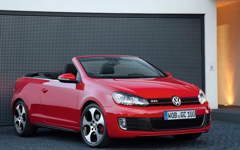 Фото Volkswagen Golf GTI Cabriolet