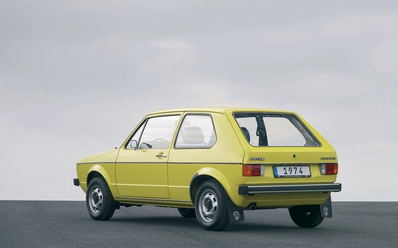 Фото Volkswagen Golf 3-Door  (1974-1982)
