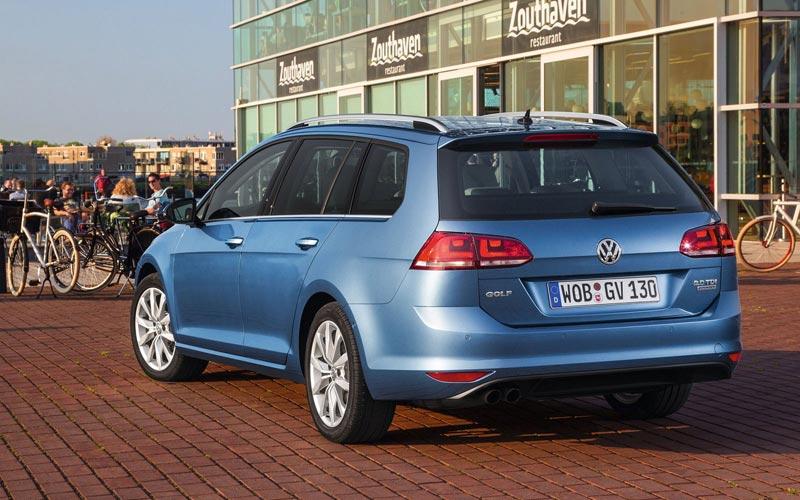 Фото Volkswagen Golf Variant  (2013-2016)