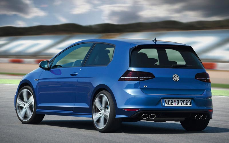 Фото Volkswagen Golf R  (2013-2016)