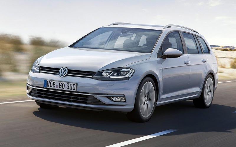 Фото Volkswagen Golf Variant