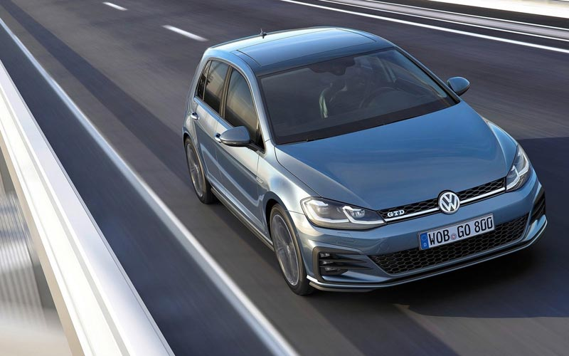 Фото Volkswagen Golf GTD