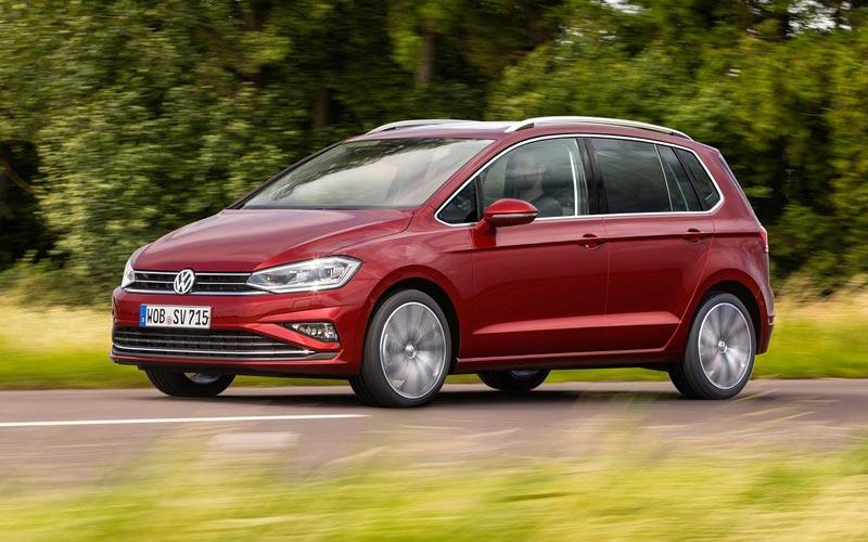 Фото Volkswagen Golf Sportsvan