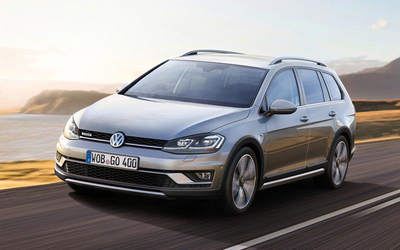 Фото Volkswagen Golf Alltrack