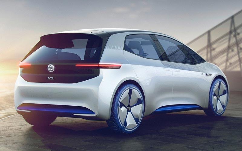 Фото Volkswagen ID Concept