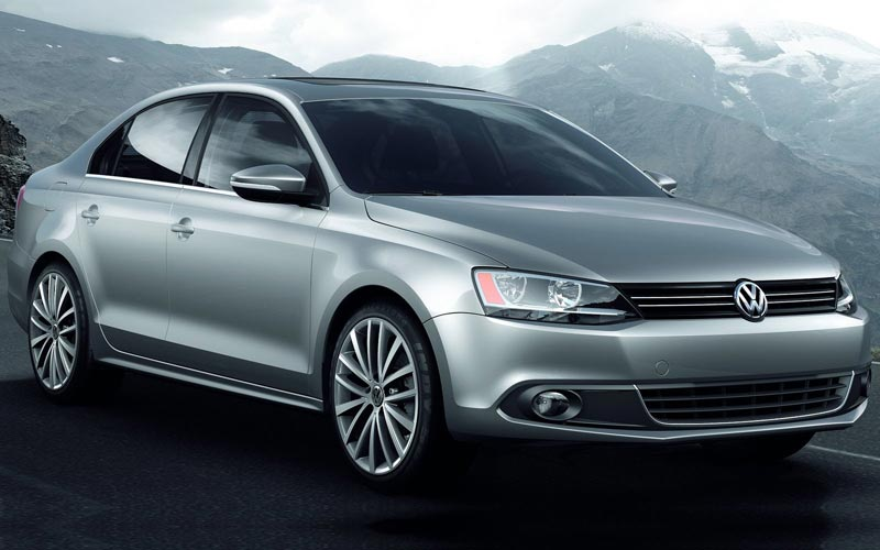 Фото Volkswagen Jetta  (2010-2014)