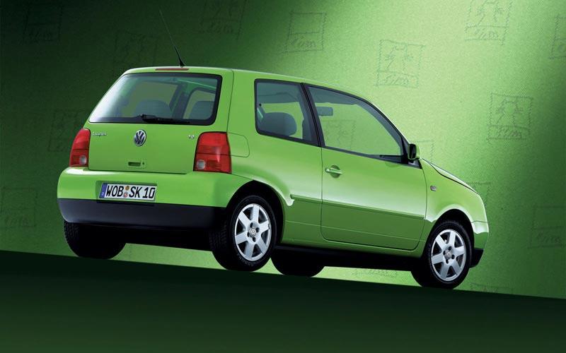 Фото Volkswagen Lupo