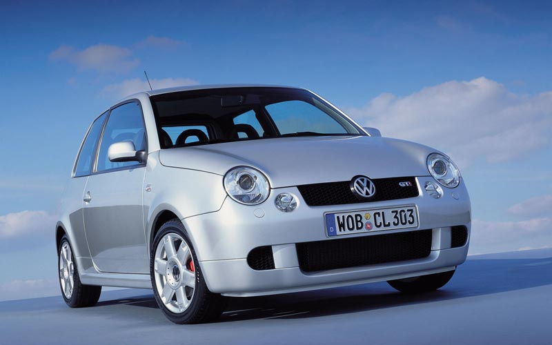 Фото Volkswagen Lupo GTI
