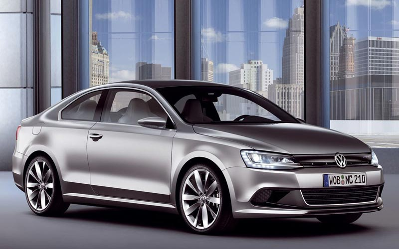 Фото Volkswagen New Compact Coupe