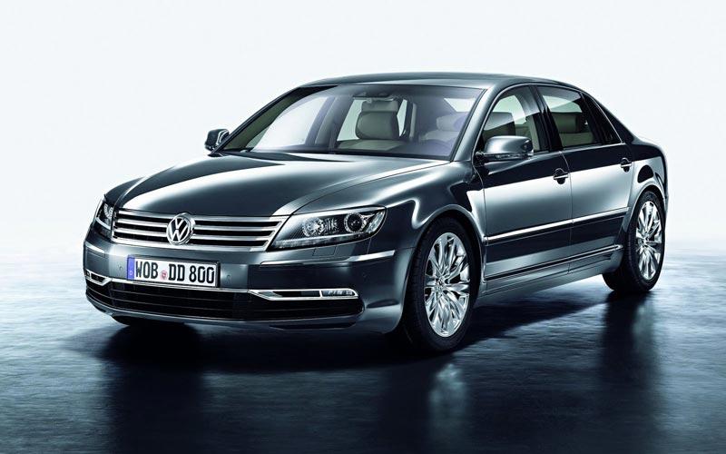 Volkswagen phaeton фото 3