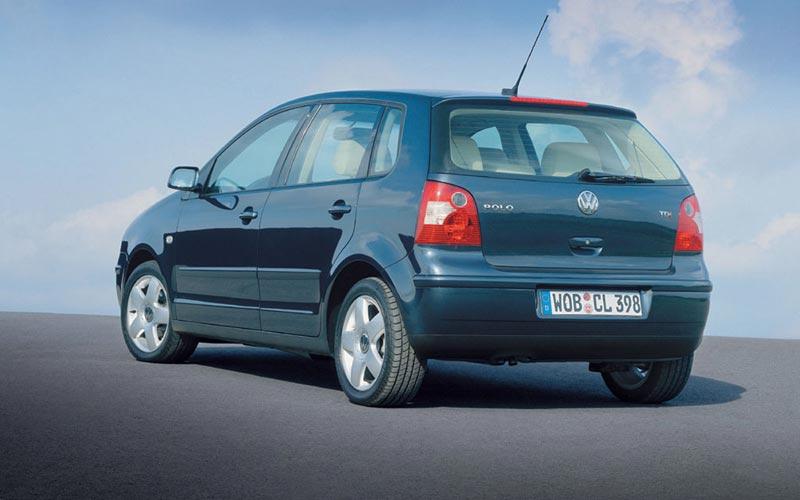 Фото Volkswagen Polo  (2002-2004)