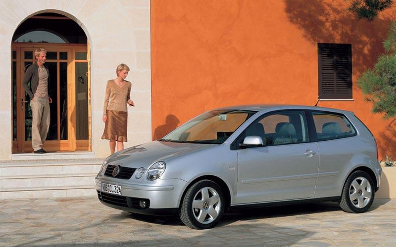 Фото Volkswagen Polo 3-Door  (2002-2004)