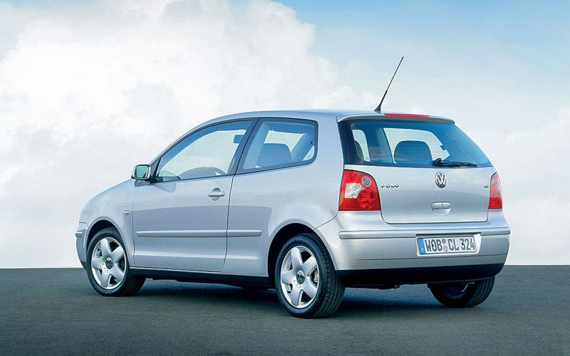 Фото Volkswagen Polo 3-Door  (2002-2004)