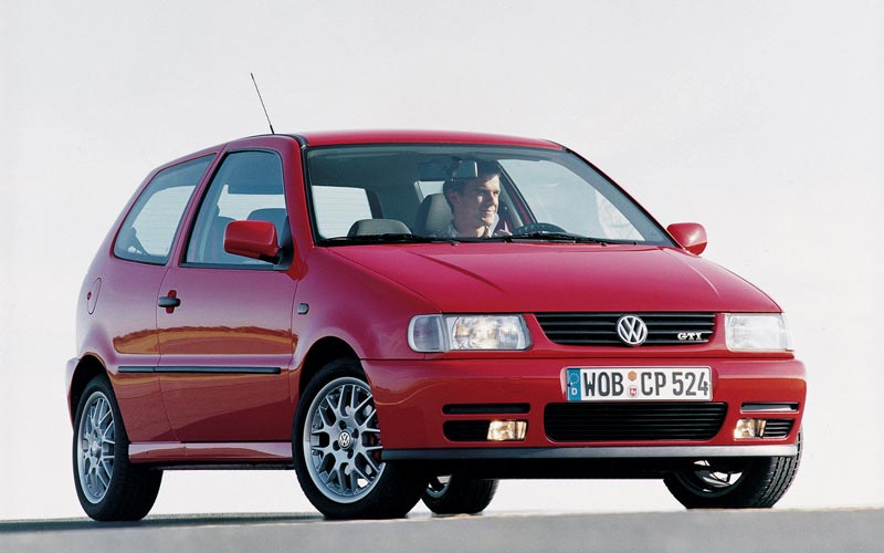 Фото Volkswagen Polo GTI  (1999-2001)
