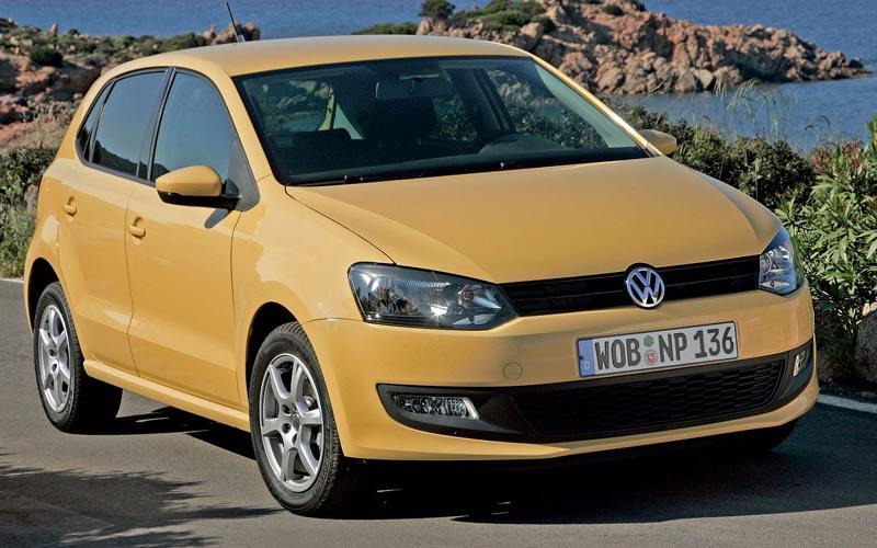 Фото Volkswagen Polo  (2009-2014)