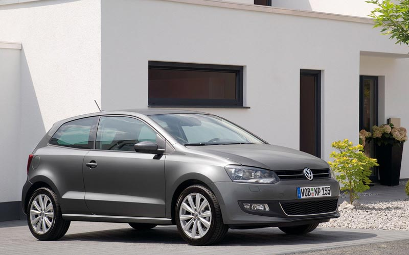 Фото Volkswagen Polo 3-Door
