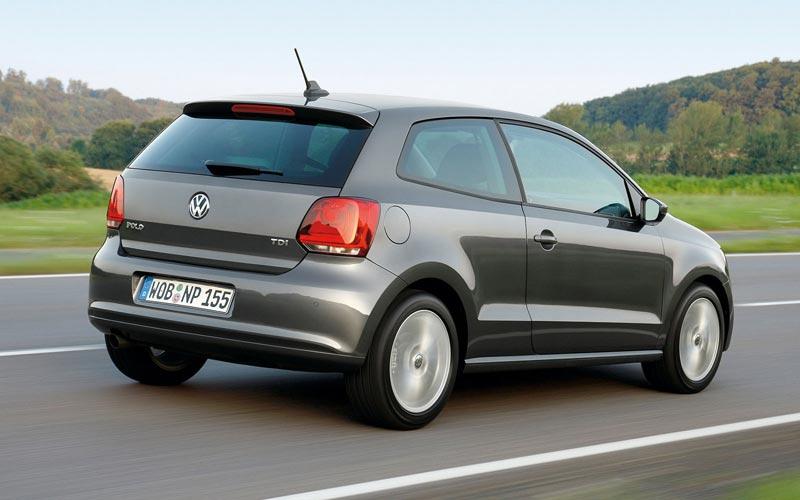 Фото Volkswagen Polo 3-Door
