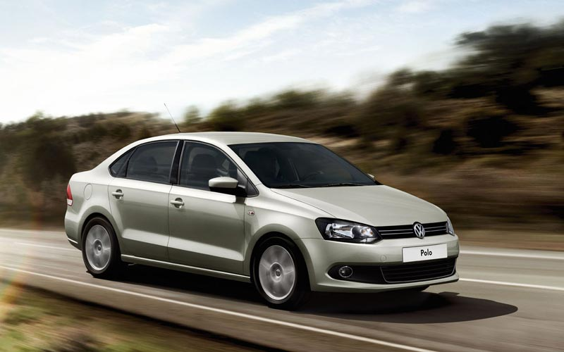 Фото Volkswagen Polo Sedan  (2010-2015)