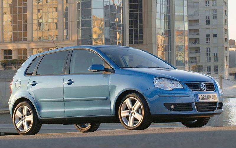 Фото Volkswagen Polo  (2005-2009)
