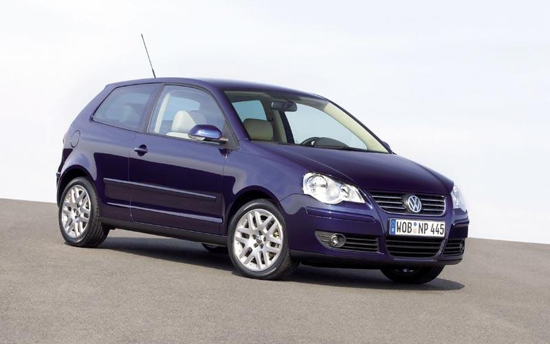 Фото Volkswagen Polo 3-Door  (2005-2009)