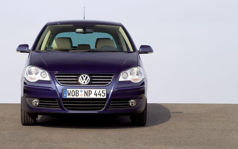 Фото Volkswagen Polo 3-Door  (2005-2009)