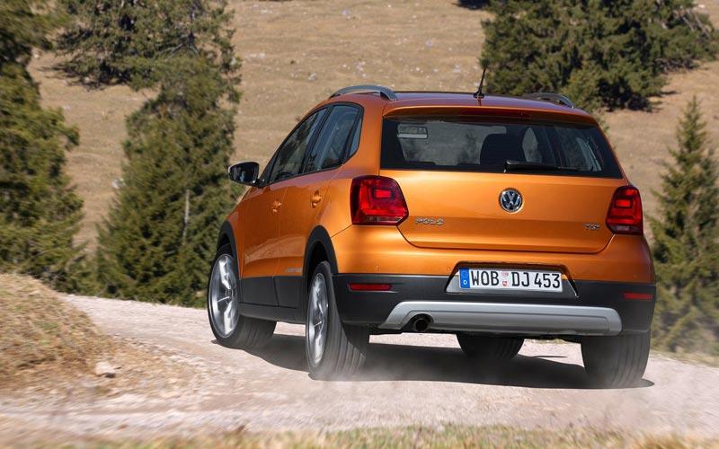 Фото Volkswagen CrossPolo