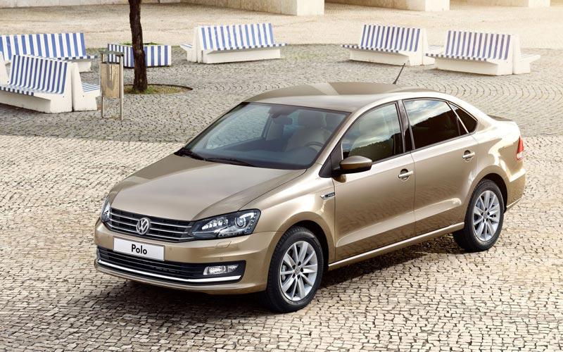 Фото Volkswagen Polo Sedan