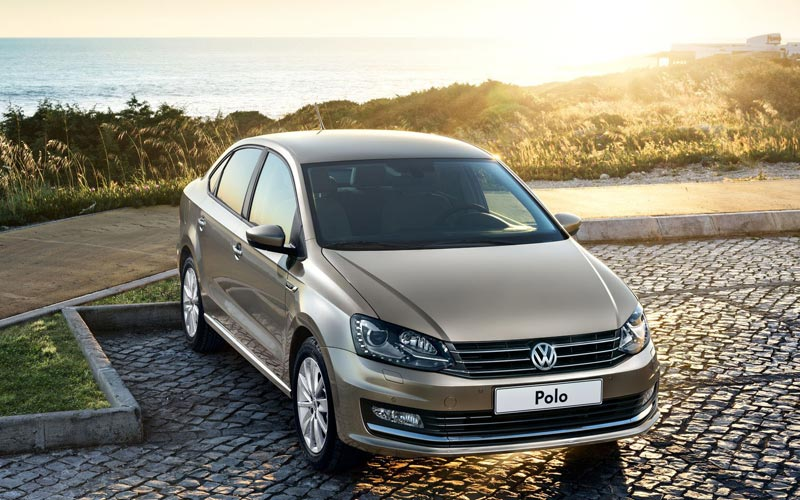 Фото Volkswagen Polo Sedan  (2015-2020)