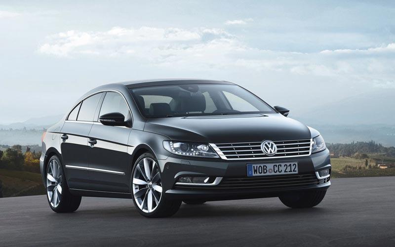 Фото Volkswagen Passat CC