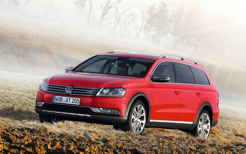 Фото Volkswagen Passat Alltrack  (2012-2015)
