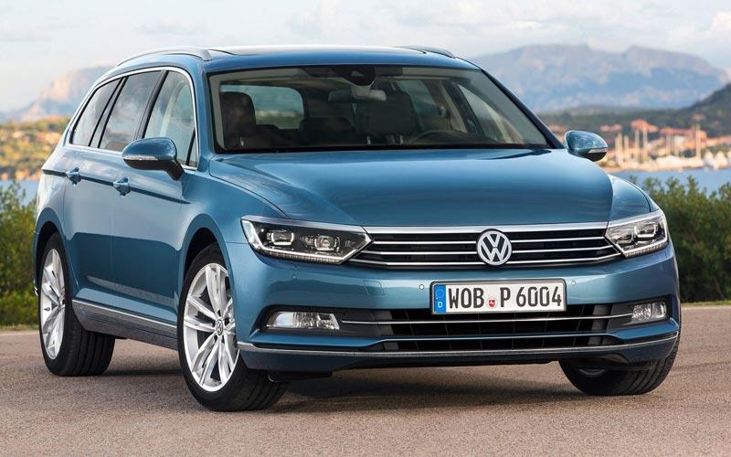 Фото Volkswagen Passat Variant