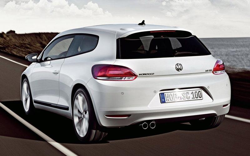 Фото Volkswagen Scirocco  (2008-2014)