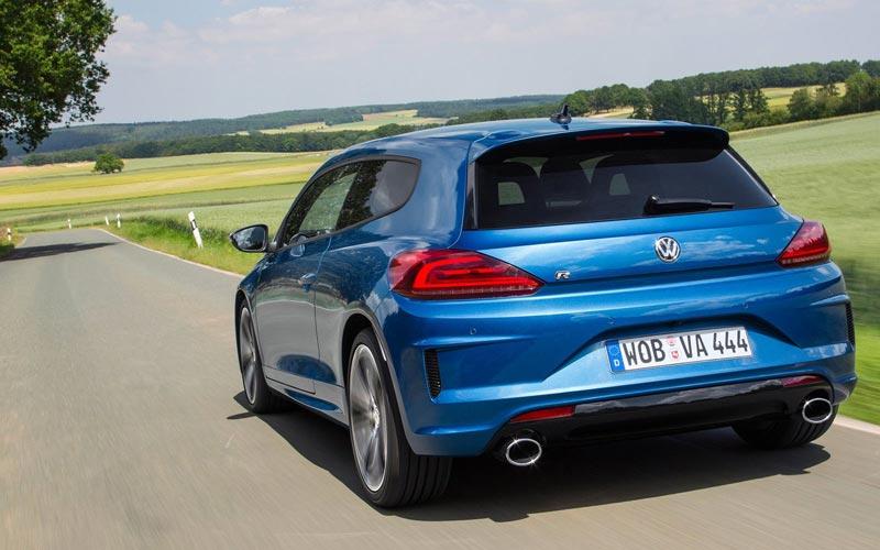 Фото Volkswagen Scirocco R