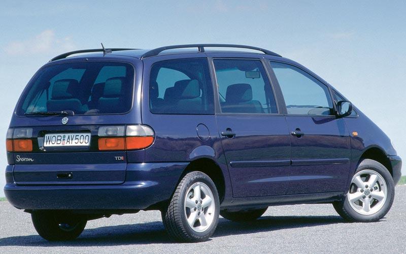 Фото Volkswagen Sharan  (1995-1999)