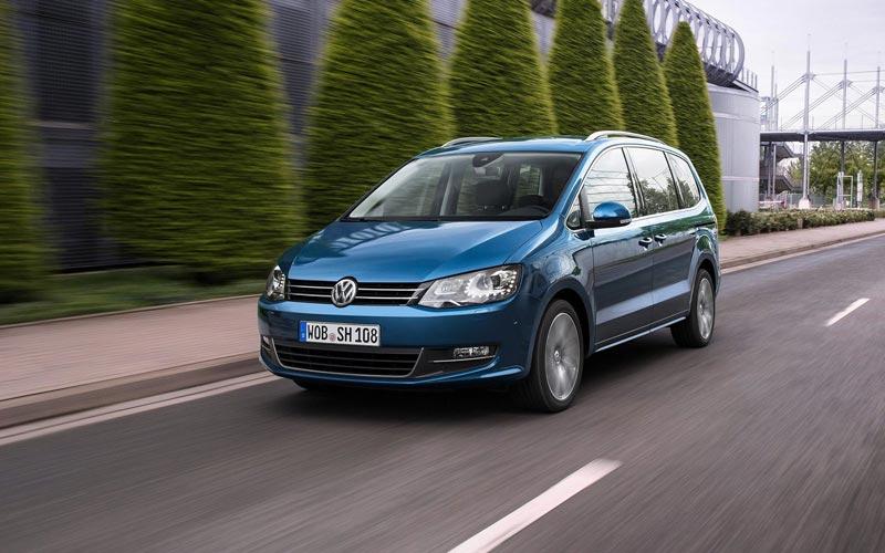 Фото Volkswagen Sharan