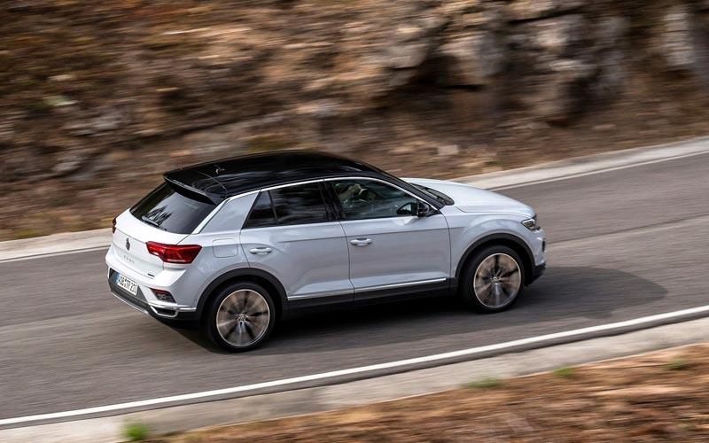 Фото Volkswagen T-Roc