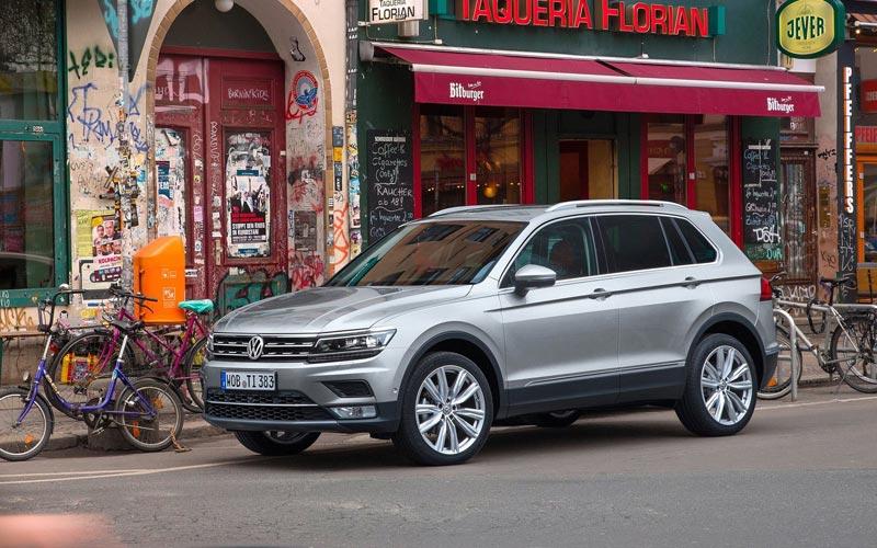 Фото Volkswagen Tiguan