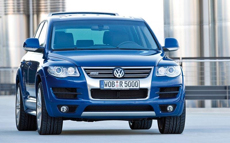 Фото Volkswagen Touareg R50  (2007-2010)