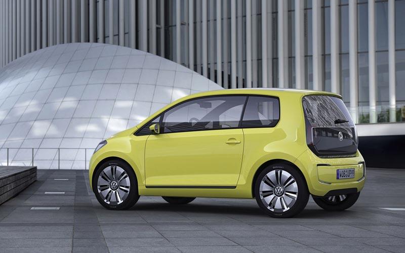 Фото Volkswagen E-Up!
