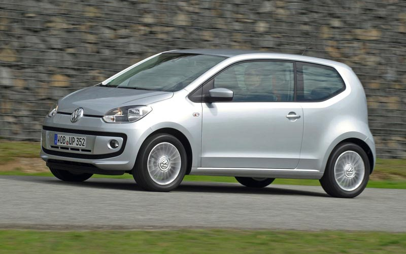 Фото Volkswagen Up  (2011-2016)