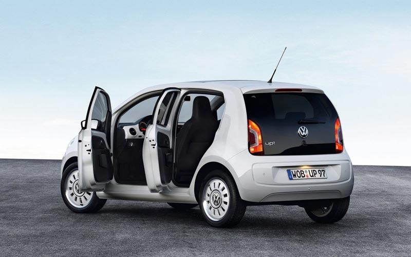 Фото Volkswagen Up 5-Door