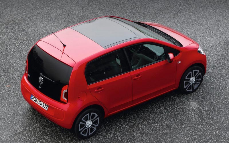 Фото Volkswagen Up 5-Door