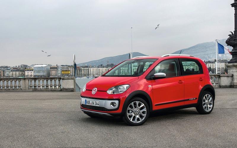 Фото Volkswagen Cross Up
