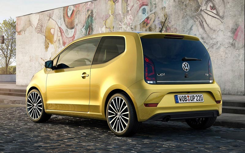Фото Volkswagen Up