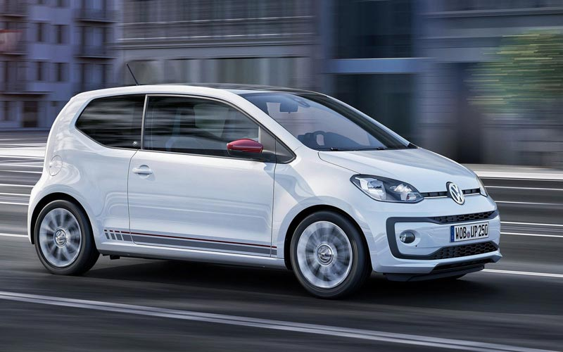 Фото Volkswagen Up