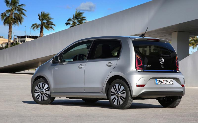 Фото Volkswagen e-Up