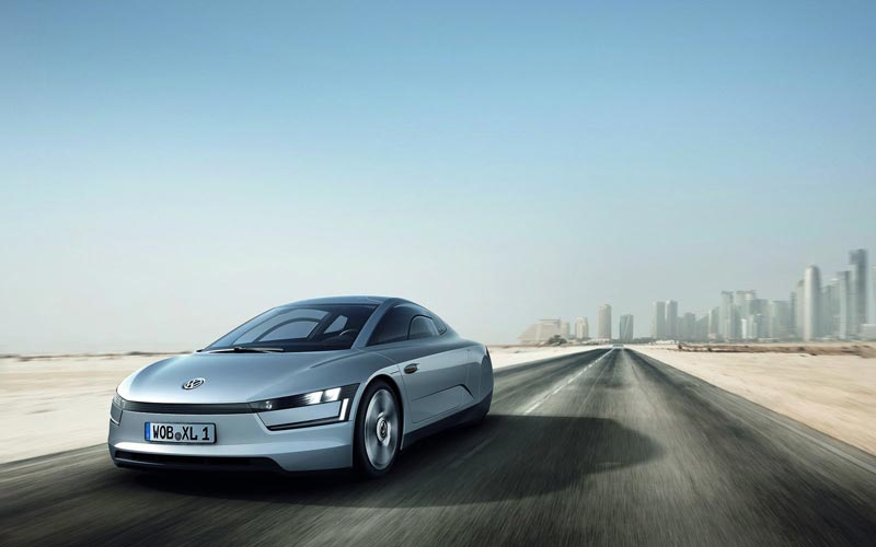 Фото Volkswagen XL1 Concept