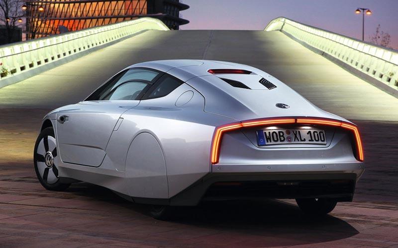 Фото Volkswagen XL1