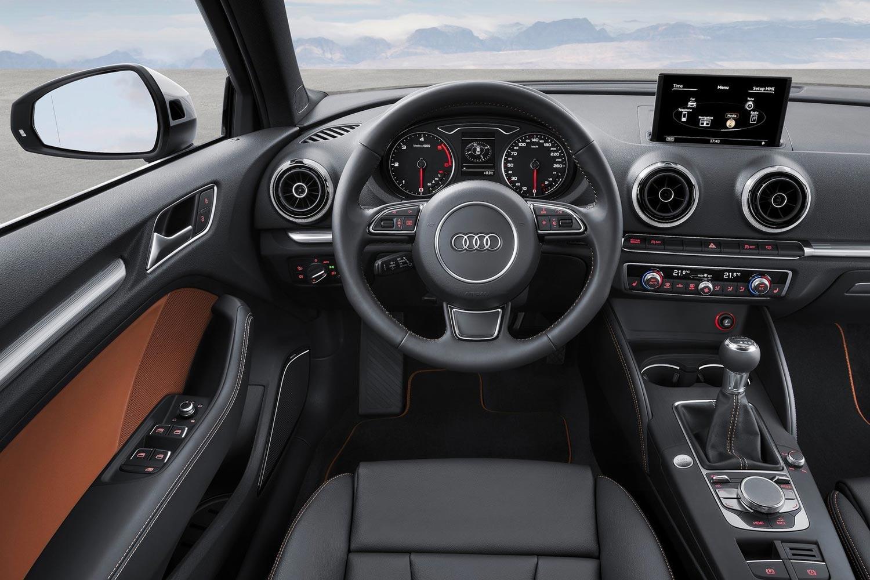 Интерьер Audi A3